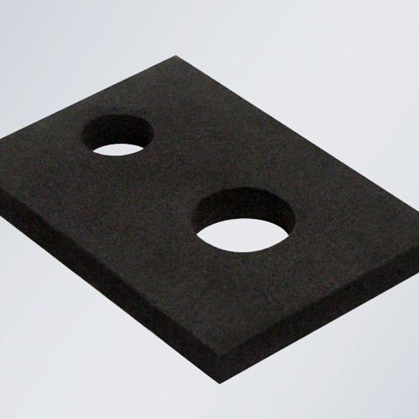 Wkładki usztywniające (styroguma, płyta EVA)